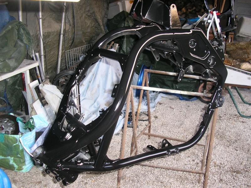 préparation de mon 600bandit version streetfighter - Page 2 P9052710