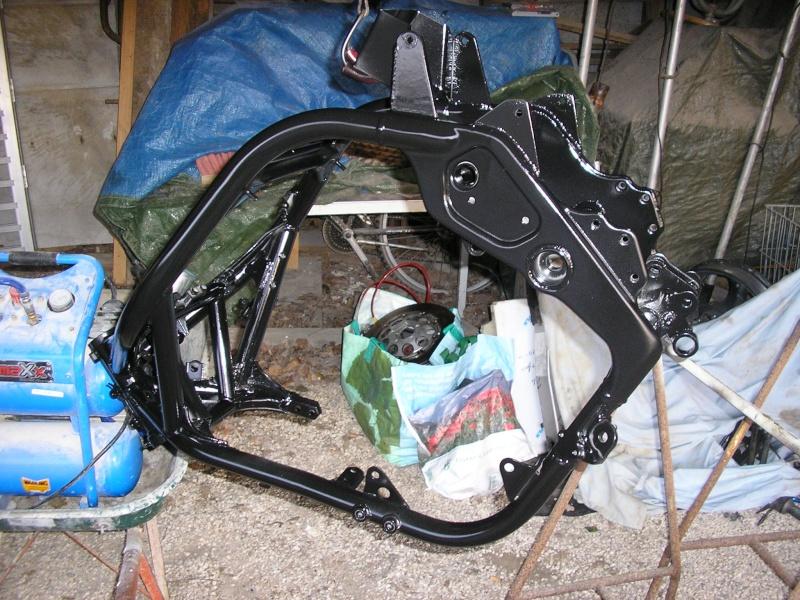 préparation de mon 600bandit version streetfighter - Page 2 P9052713
