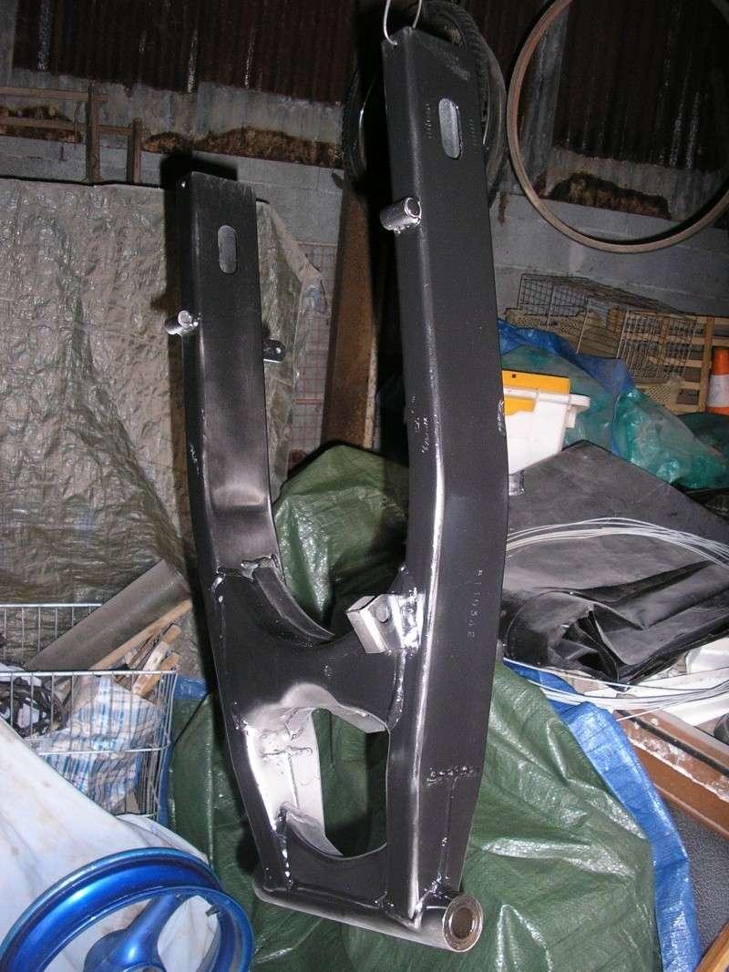 préparation de mon 600bandit version streetfighter - Page 2 P9052714