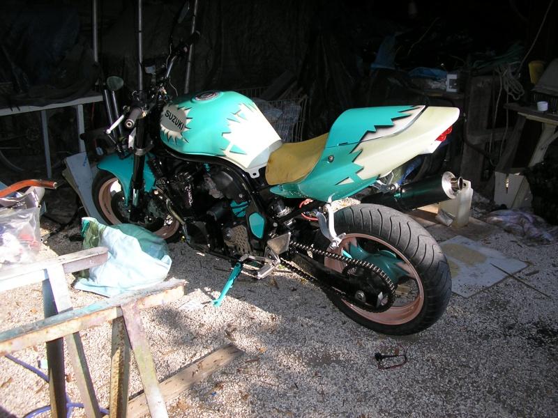 préparation de mon 600bandit version streetfighter - Page 5 Pb272813