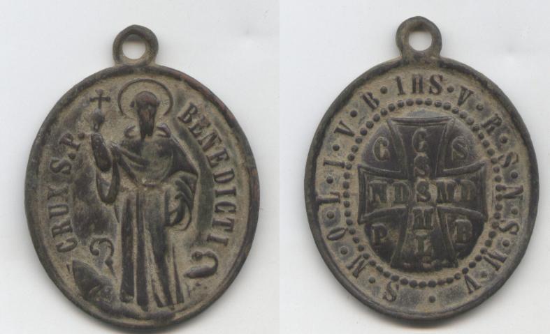 recopilación de medallas de San Benito Bonita10