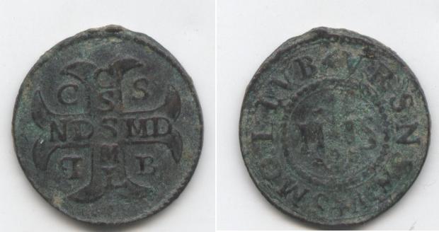 recopilación de medallas de San Benito Cruz10