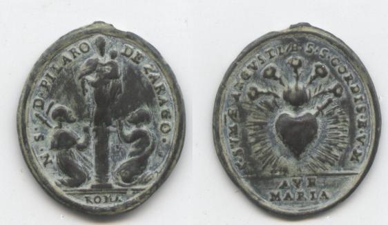 V. del Pilar / Sgdo. Corazon de Maria - s. XVIII Foti11