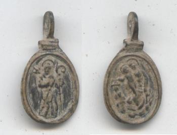 recopilación de medallas de San Benito San_b_10