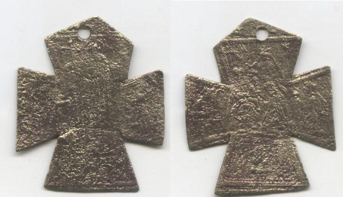 recopilación de medallas de San Benito Xvii-x10