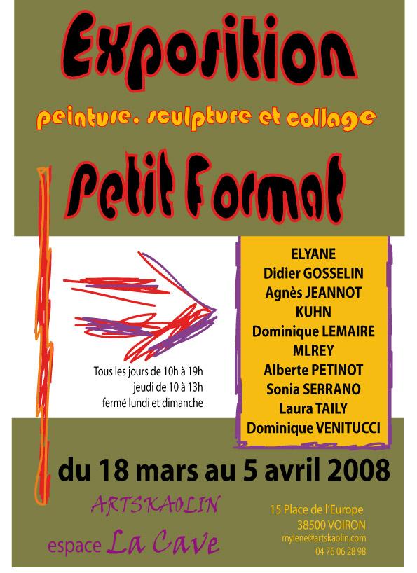 Expo en Isère Affich10