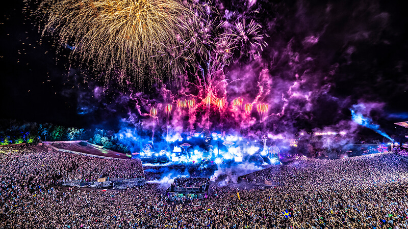 TOMORROWLAND 2020 - Weekend 2 - 23-27 Juillet 2020 - Boom - Belgique 2018-110