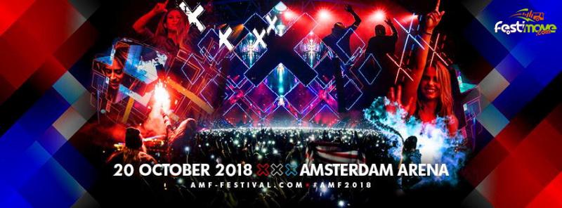 AMSTERDAM MUSIC FESTIVAL - 20 Octobre 2018 - Johan Cruijff ArenA (ex Amsterdam Arena) - NL 26219610