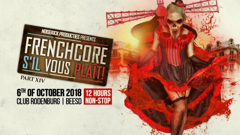 Frenchcore s'il vous plaît! · Part 14 - Samedi 6 Octobre 2018 - Club Rodenburg - Beesd - NL 29064111
