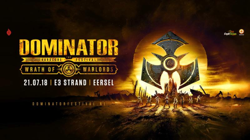 DOMINATOR - 21 Juillet 2018 - E3 Strand - Eersel - NL 30171510