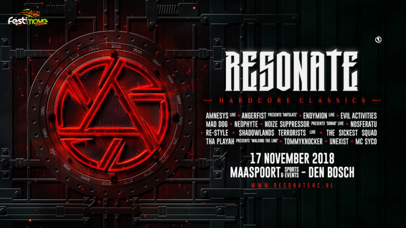 Resonate - 17 Novembre 2018 - Autotron - Rosmalen - NL 38909510
