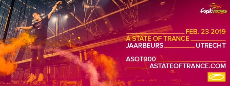 A STATE OF TRANCE 900 - 23 Fevrier 2019 - Jaarbeurs - Utrecht - NL 41039110