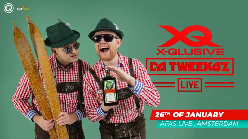X-Qlusive Da Tweekaz - 26 Janvier 2019 - AFAS Live - Amsterdam - NL 45552010