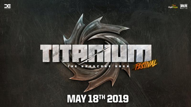 TITANIUM Festival - The Hardcore Saga - Samedi 18 Mai 2019 - Recreatieterrein Middelwaard, Utrecht - NL 48403410