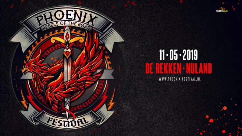 Phoenix - The Hardest Outdoor Festival - 11 Mai 2019 - De Rekken - Nuland - NL 49474911