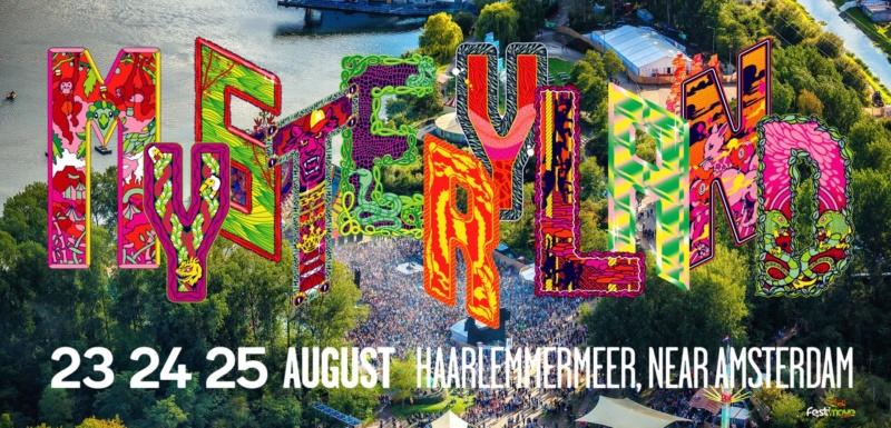 MYSTERYLAND - 23-24-25-26 Août 2019 - Haarlemmermeer - NL 50985210