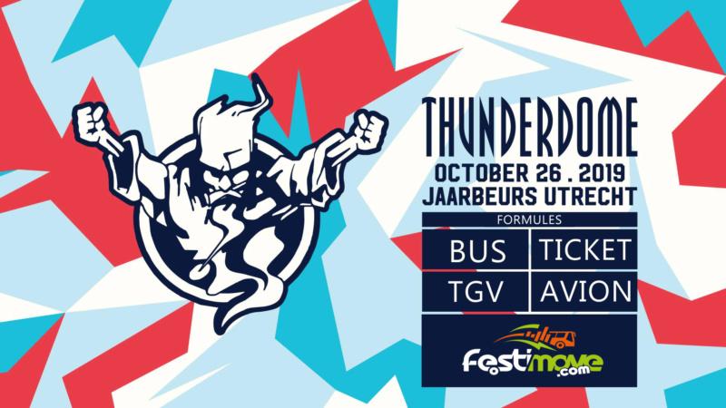 THUNDERDOME - 26 Octobre 2019 - Jaarbeurs - Utrecht - NL 51007210