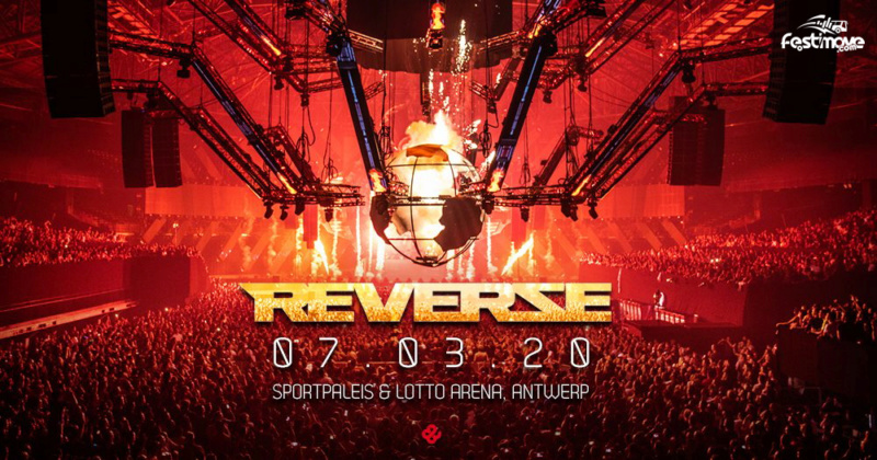 REVERZE - 7 Mars 2020 - Sportpaleis/Lotto Arena - Anvers - BE 52688410