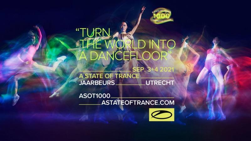 A STATE OF TRANCE 1000 - 4 Septembre 2021 - Jaarbeurs - Utrecht - NL A_stat10