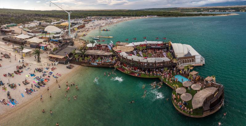 Hard Island Festival - Semaine en Croatie - Ile de Pag - 7 au 14 Juillet 2019 - Zrce beach Noa-be10