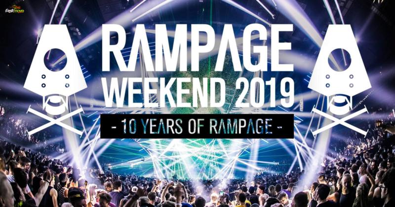 RAMPAGE WEEKEND - 29 & 30 mars 2019 - SPORTPALEIS ANVERS - BELGIQUE Rampag10