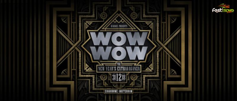 WOW WOW - 31 Décembre 2018 - Ziggo Dome - Amsterdam - NL Wow_wo10