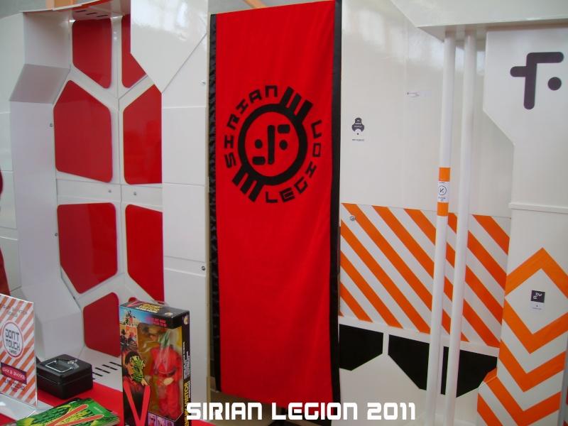 """Décor pour la """"SIRIAN LEGION"""" Dsc01911"""