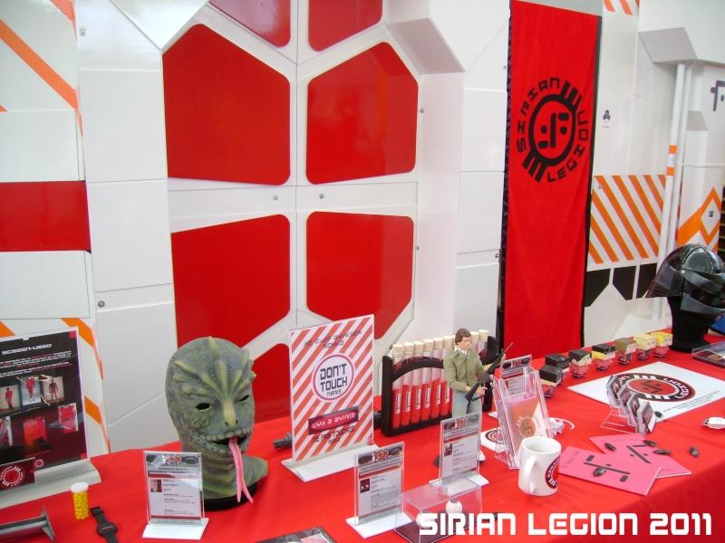 """Décor pour la """"SIRIAN LEGION"""" Dsc01912"""