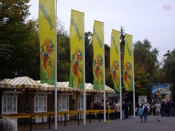 HoPa Schocktober le 9 octobre 2008 Entree12