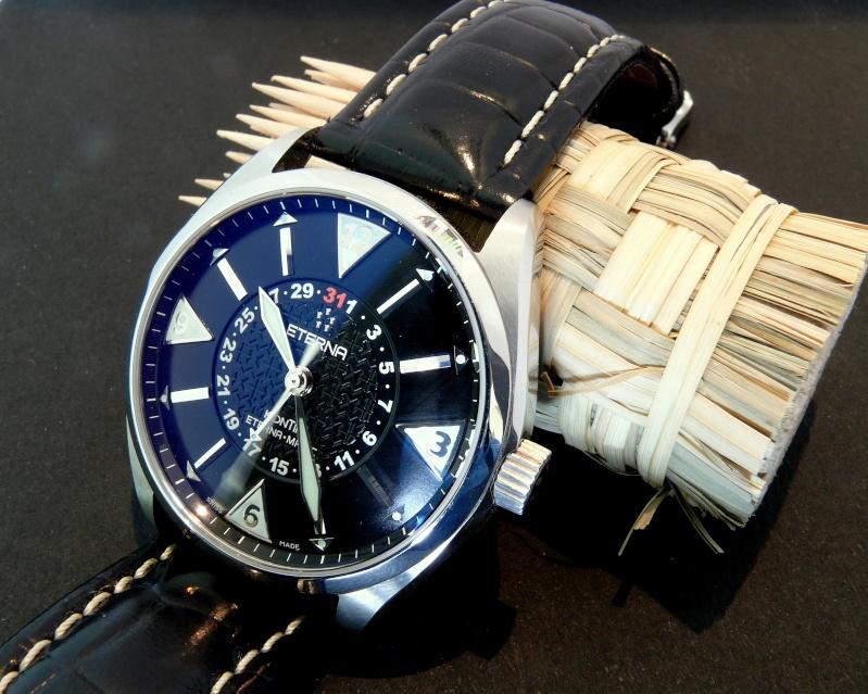 Eterna - Quel bracelet avez vous sur votre Eterna Kontiki fourhands ? P1020110