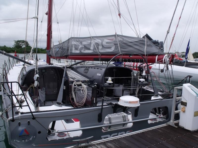 [Marine à voile] Le voilier monocoque de la DCNS à Toulon Nouvel10