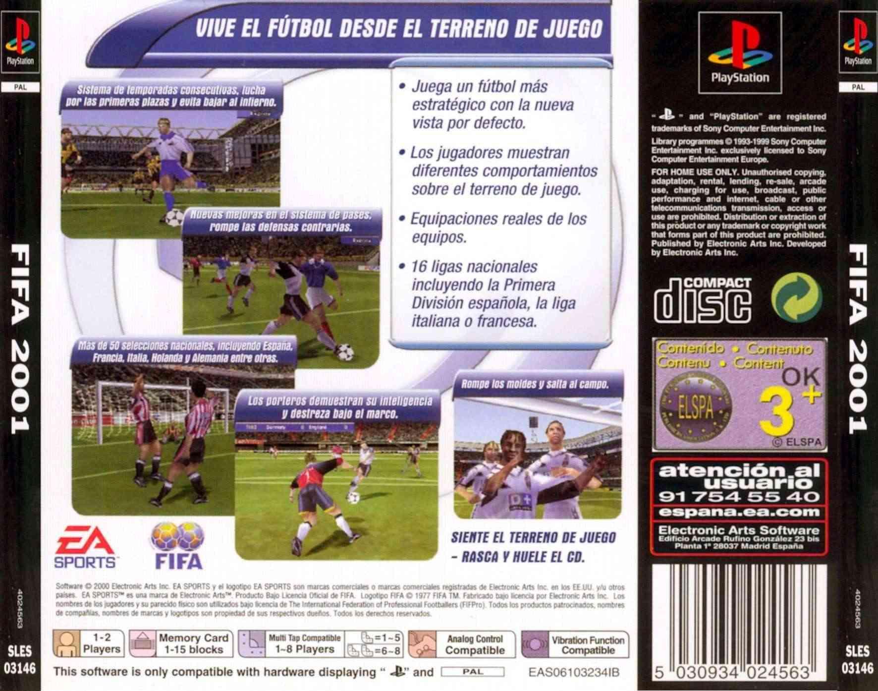 FIFA 2001 (PAL-ESP) Fifa_211