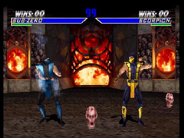 Sub-Zero vs. Scorpion Sub-ze10