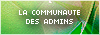 La Communauté des Admins