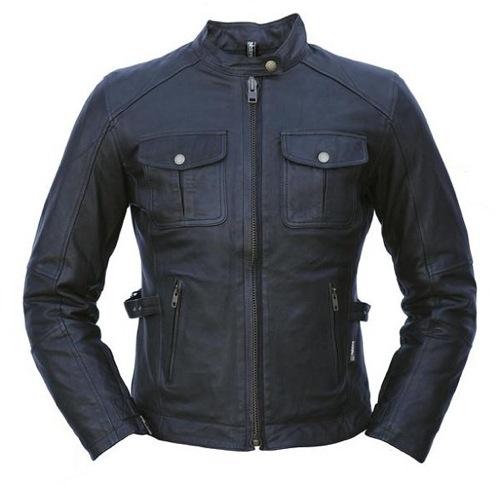 Du cuir français pour les filles : veste femme Helston's Allison Helsto10
