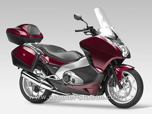 Integra : le futur maxi scoot Honda Honda-10