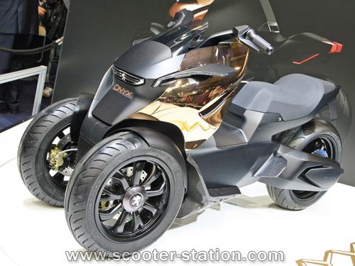 Peugeot Concept Scooter Onyx Peugeo10