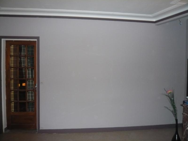 [ Avant / Après ] Peinture de mon séjour 00111