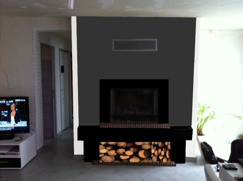 besoins de conseils pour relooker la chemin e. Black Bedroom Furniture Sets. Home Design Ideas