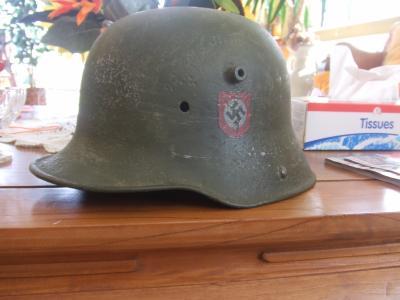casque allemand  mdl 1916! 16010310