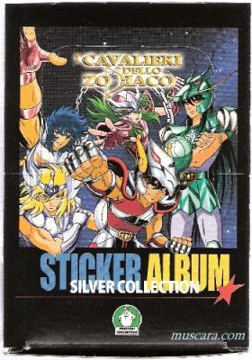 Cavalieri dello Zodiaco - Silver Collection 0e214b10