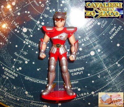 Cavalieri dello Zodiaco - Silver Collection B640_110
