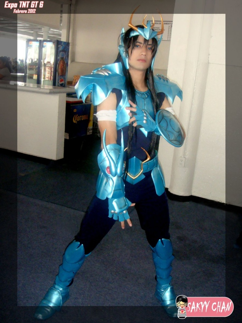 Cosplays Go ! - Page 2 Caball10