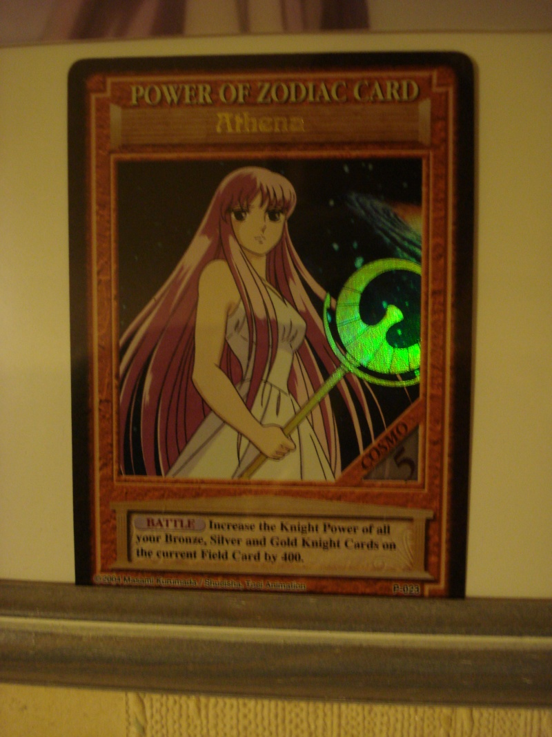 Knights of the Zodiac Cards Cartes11