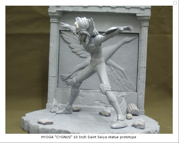 Figurines High Dreams Cygnus12