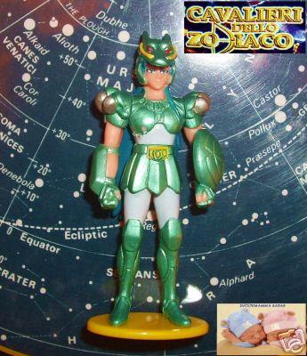 Cavalieri dello Zodiaco - Silver Collection D10a_110