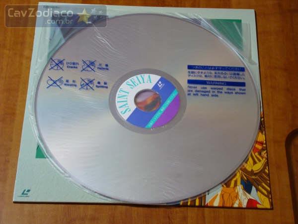 LaserDisc Lucife12