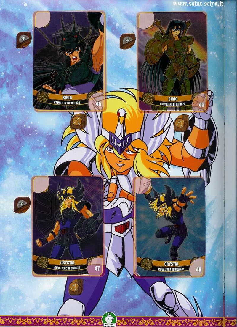 Cavalieri dello Zodiaco Metall©ards Metall23