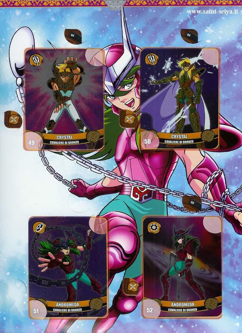 Cavalieri dello Zodiaco Metall©ards Metall24