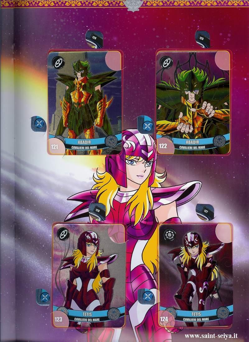 Cavalieri dello Zodiaco Metall©ards Metall33